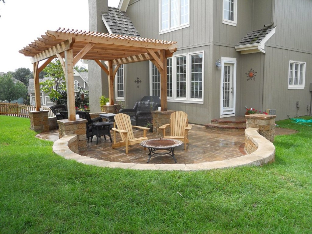 Amazing Back Patio Idea