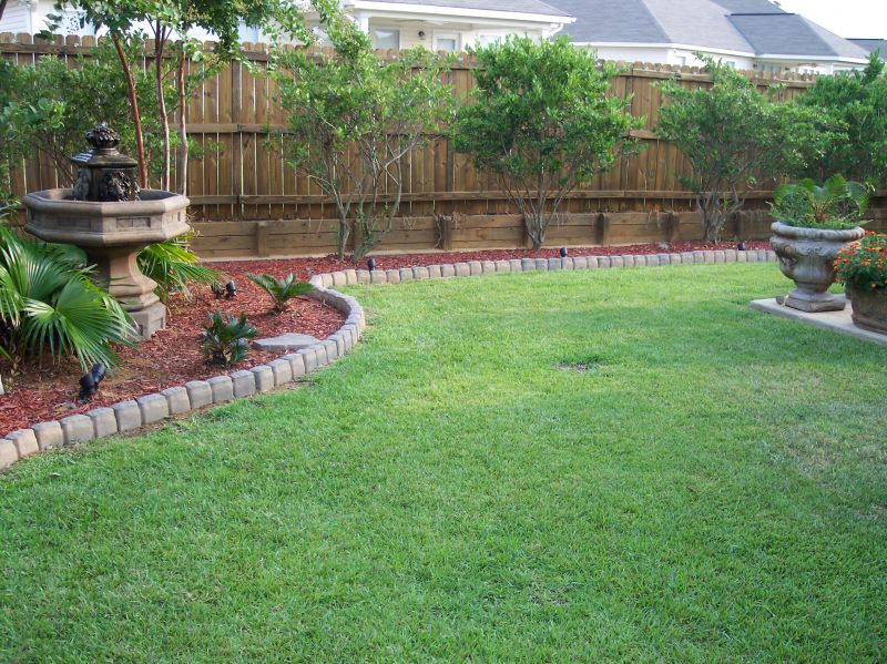 Amazing Backyard Landscaping Idea