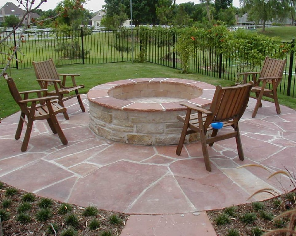 Amazing Backyard Patio Idea
