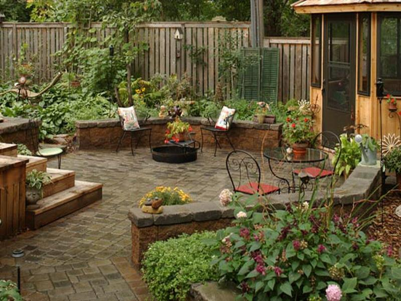 Amazing Garden Patio Idea