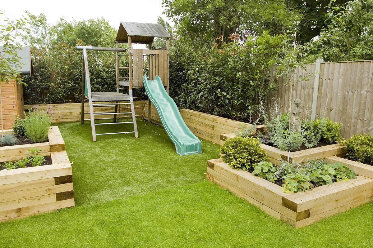 Amazing Landscape Garden Idea