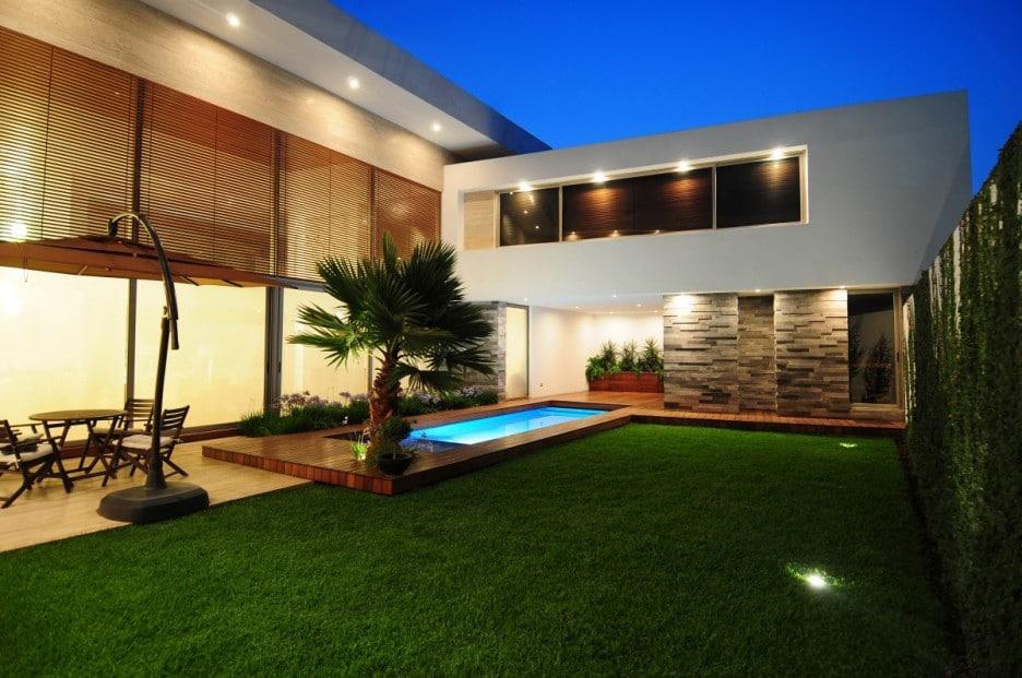 Back Porch Design
