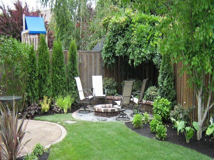 Backyard Garden Picture