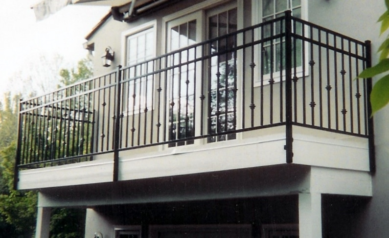 Balcony Railing Idea
