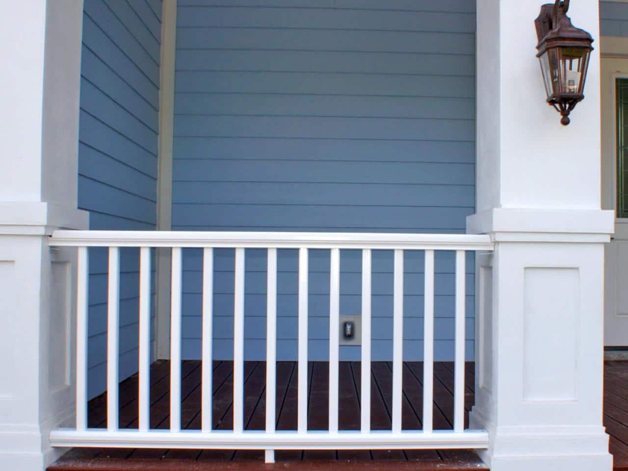 Balcony Railing Image