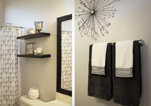 Bathroom Wall Art Design