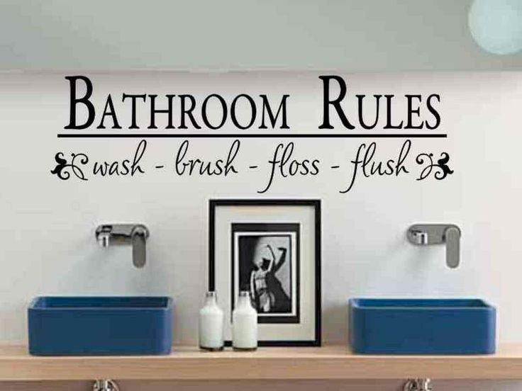 Bathroom Wall Art Picture