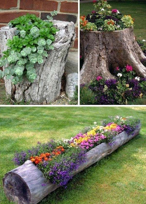 Beautiful Garden Decoration Idea