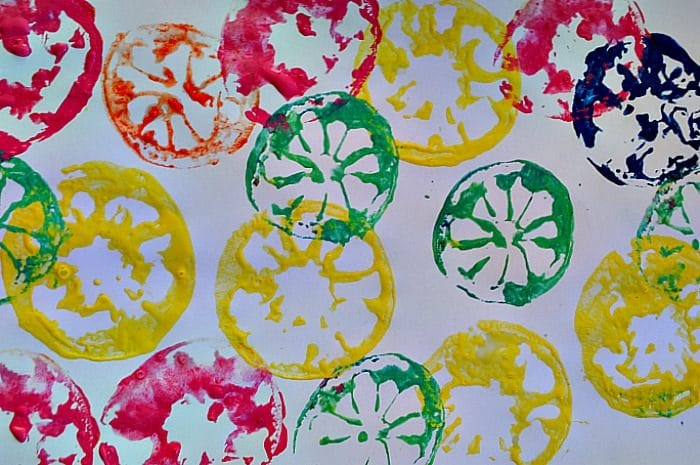 Beautiful Kids Art Activity
