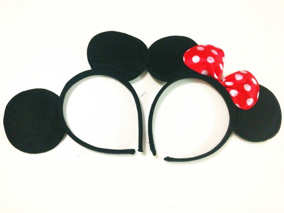 Beautiful Minnie Mouse Headband Picture