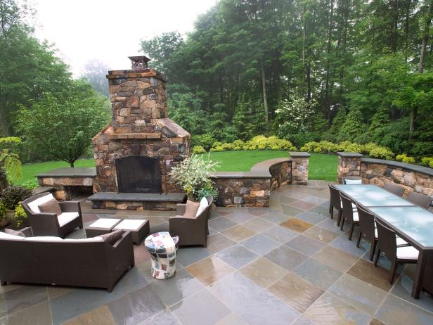 Beautiful Outdoor Patio Design