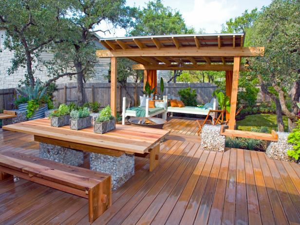 Best Backyard Patio Design