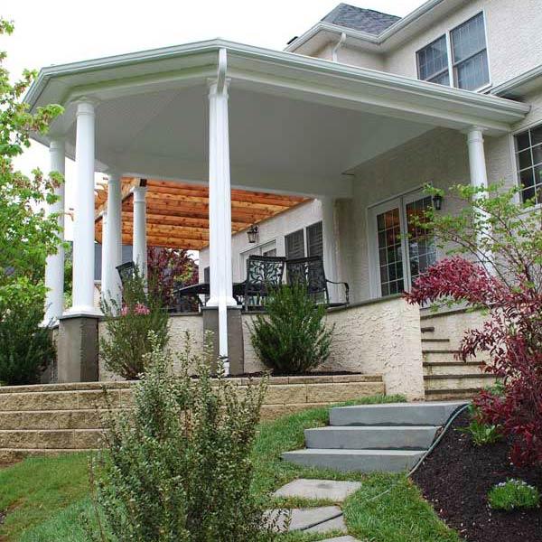 Best Front Porch Decorating Idea