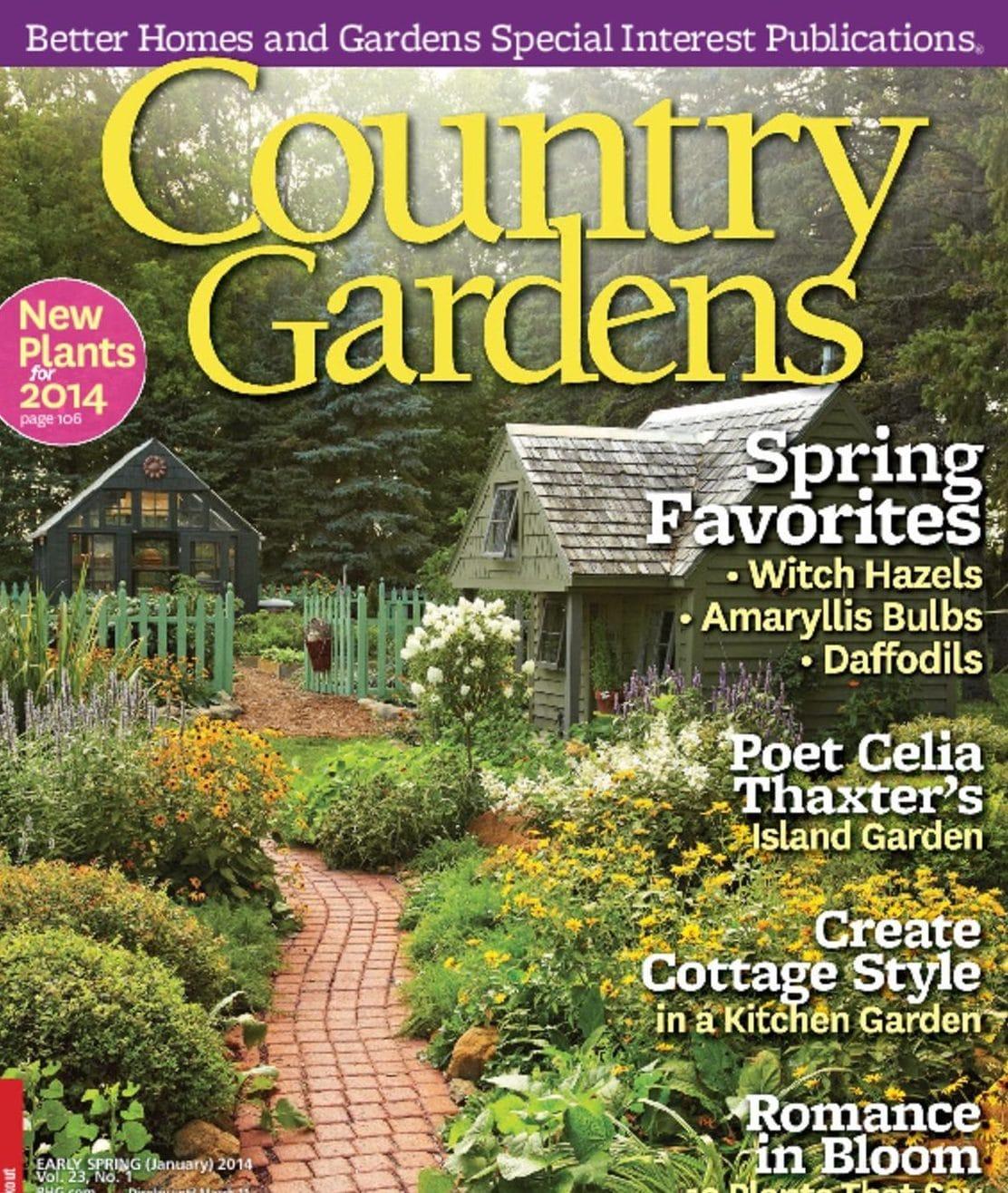 Best Garden Magazine Image