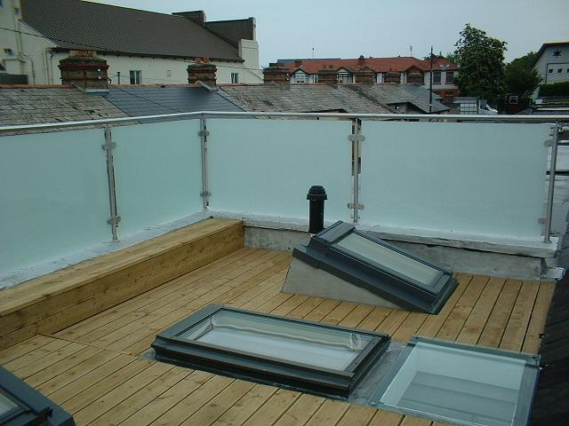 Best Glass Balcony