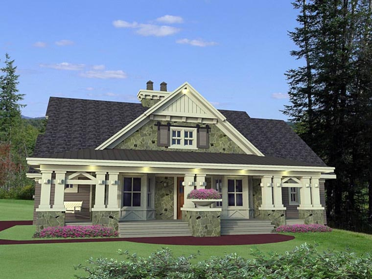 Best House Plan with porch