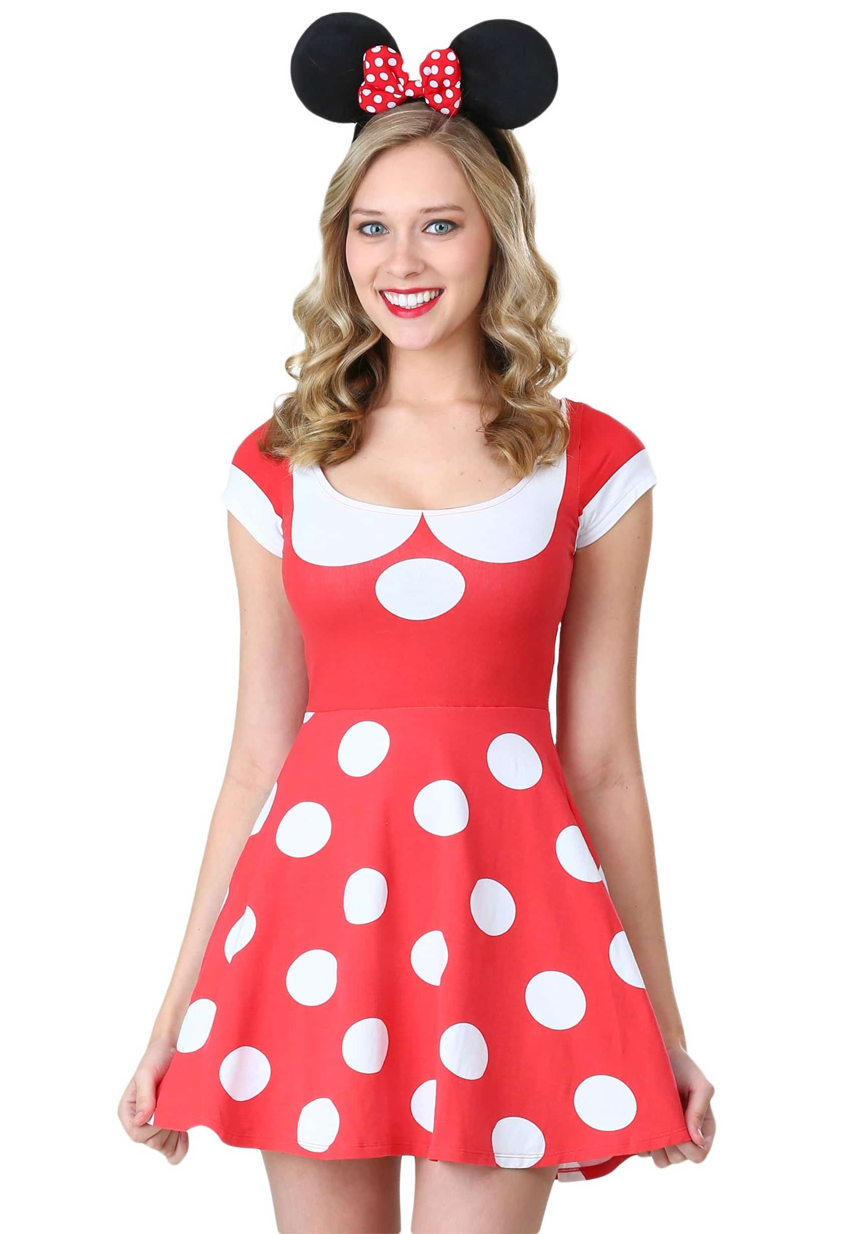 Best Minnie Mouse Dress,Outfit And Costume Design