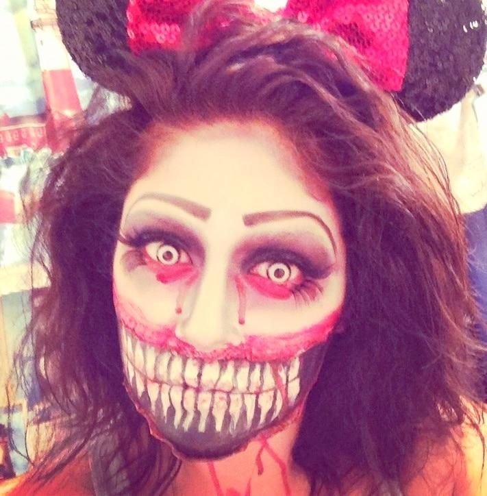 Best Minnie Mouse Makeup Idea