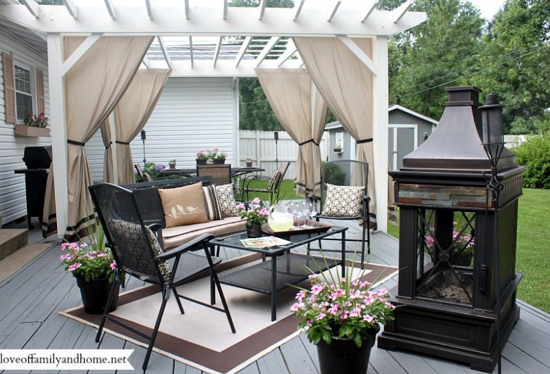 Best Outside Patio Idea