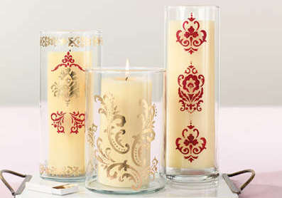 Candle Diy Craft