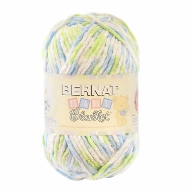 Colorful Bernat Yarn