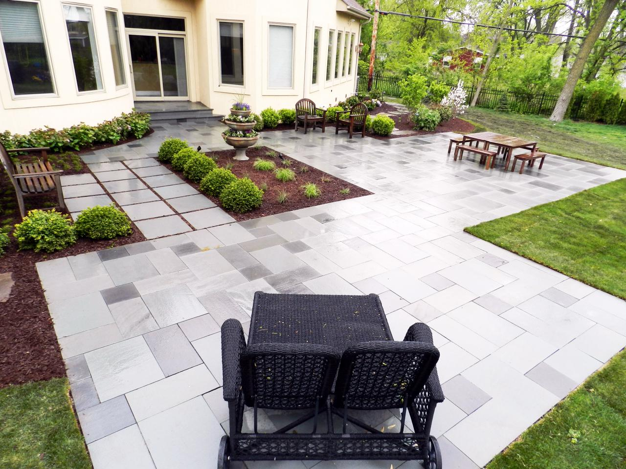 Concrete Patio Image