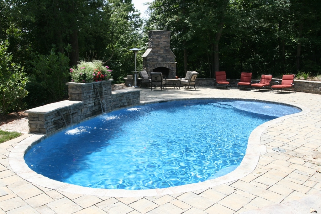 Concrete Pool Design
