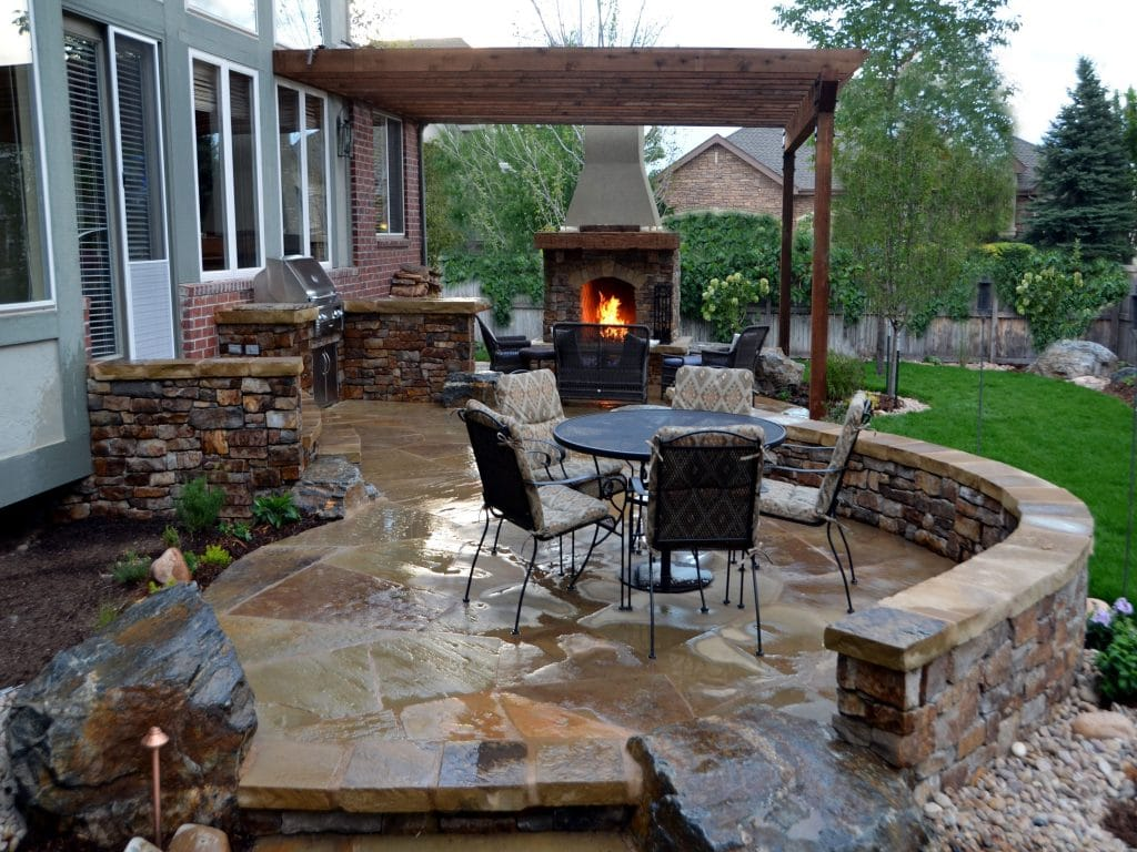 Download Back Patio Idea
