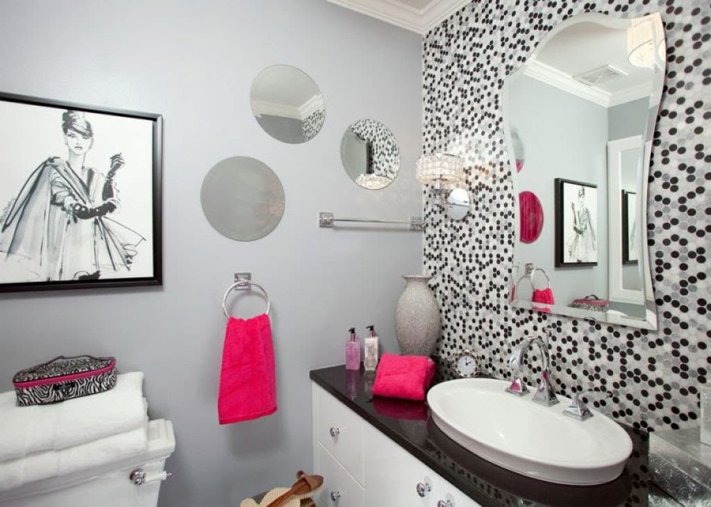 Download Bathroom Wall Decor