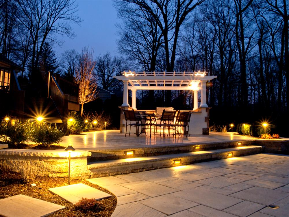Download Landscape lighting