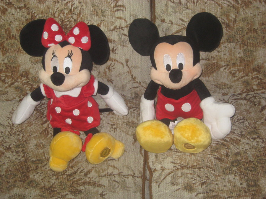 Download Mickey And Minnie Image