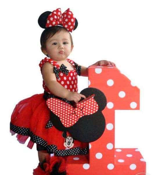 Download Minnie Mouse Dress,Outfit And Costume Picture