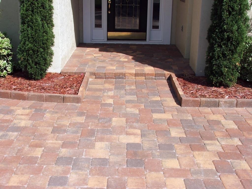 Download Patio Bricks Idea