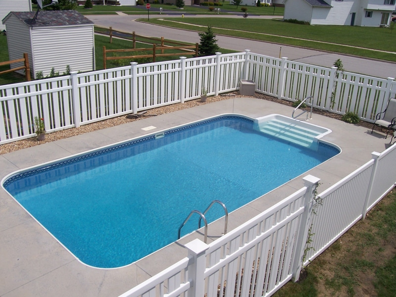 Excellent Inground Swimming Pool Design
