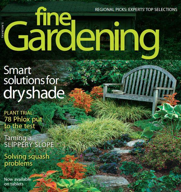 Free Garden Magazine Image