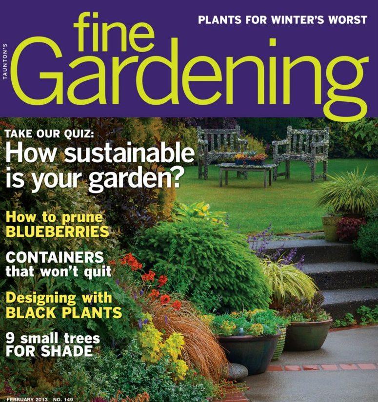 Free Garden Magazine Picture