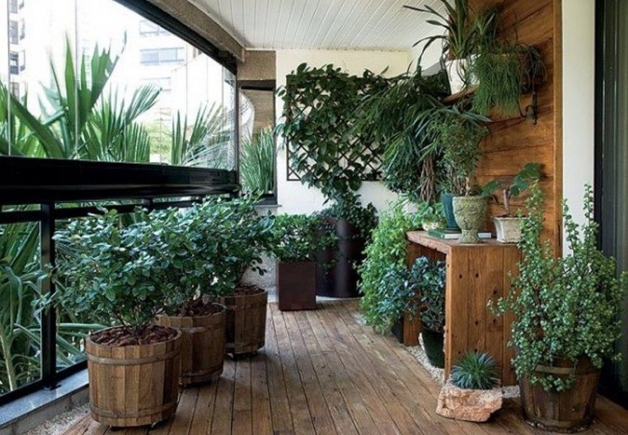 Free Garden Patio Idea