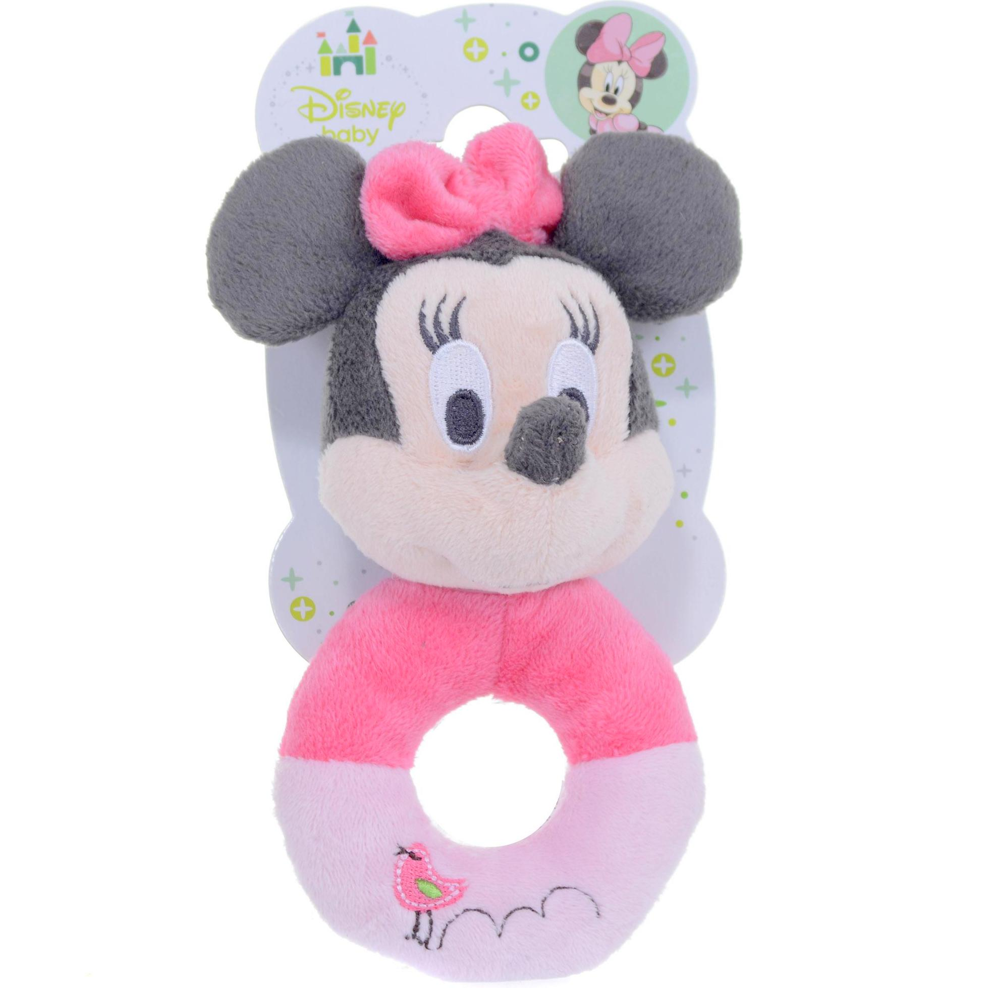 Free Minnie Mouse Baby Toy