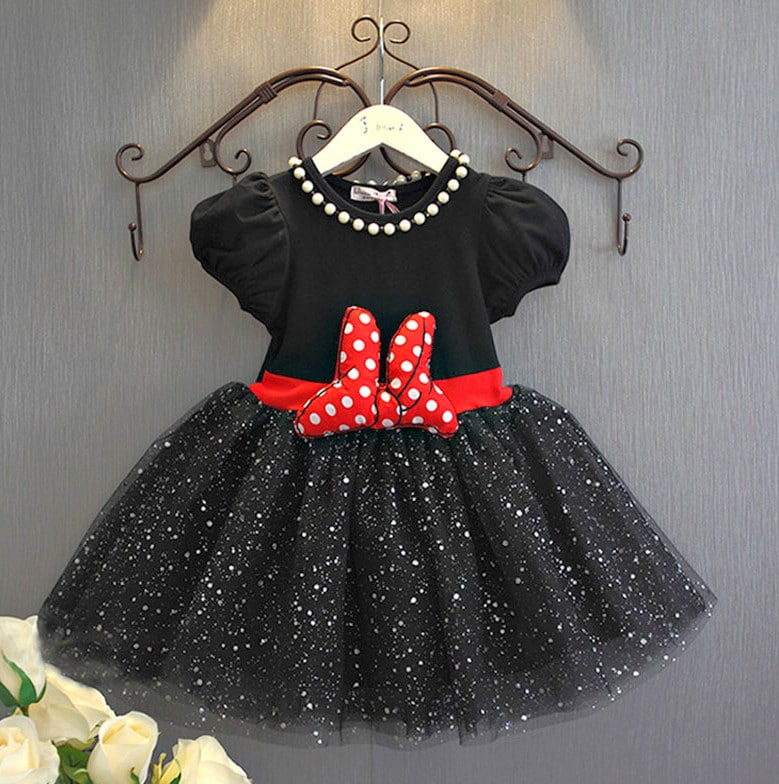 Free Minnie Mouse Birthday Dress