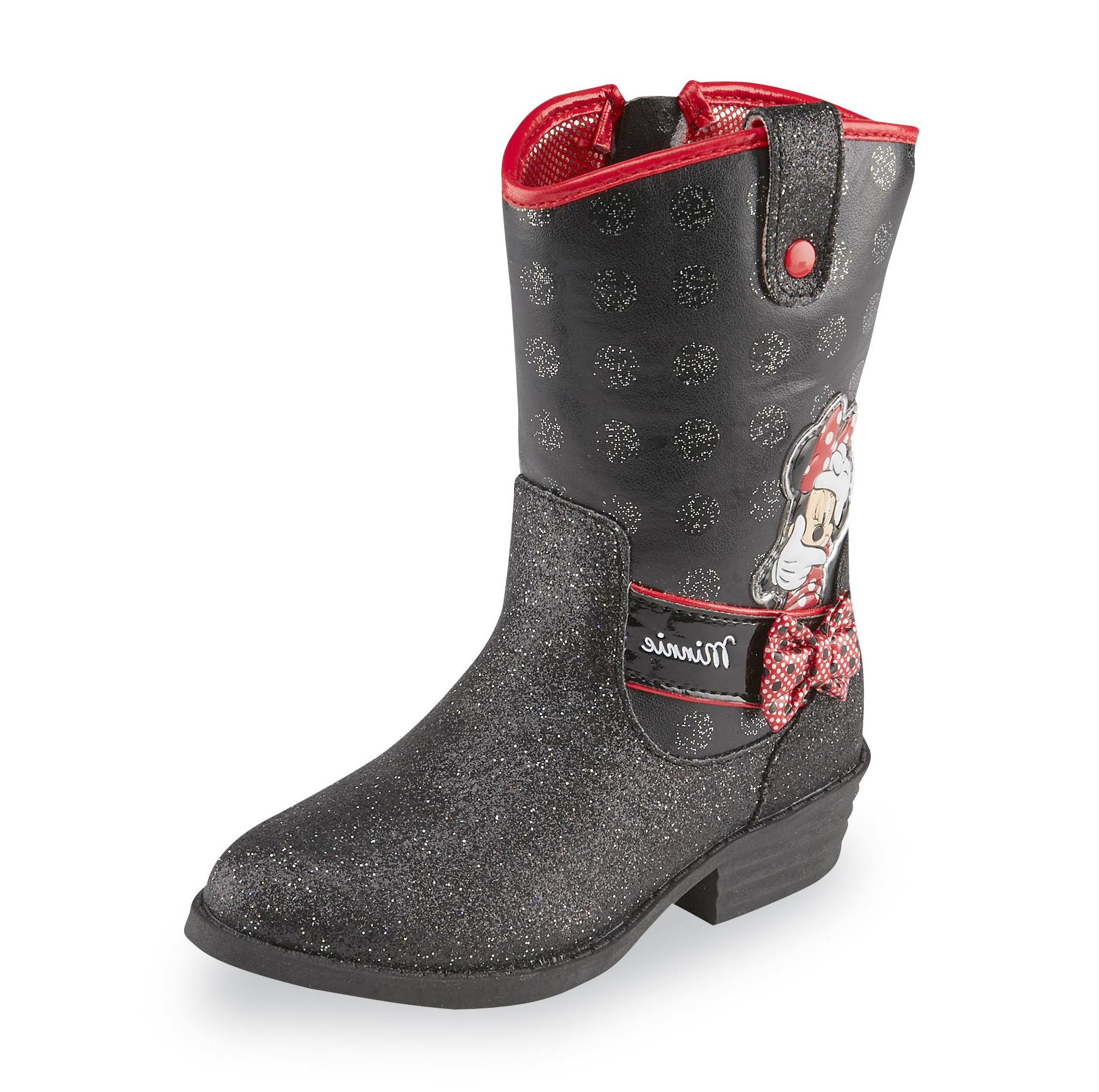 Free Minnie Mouse Boot
