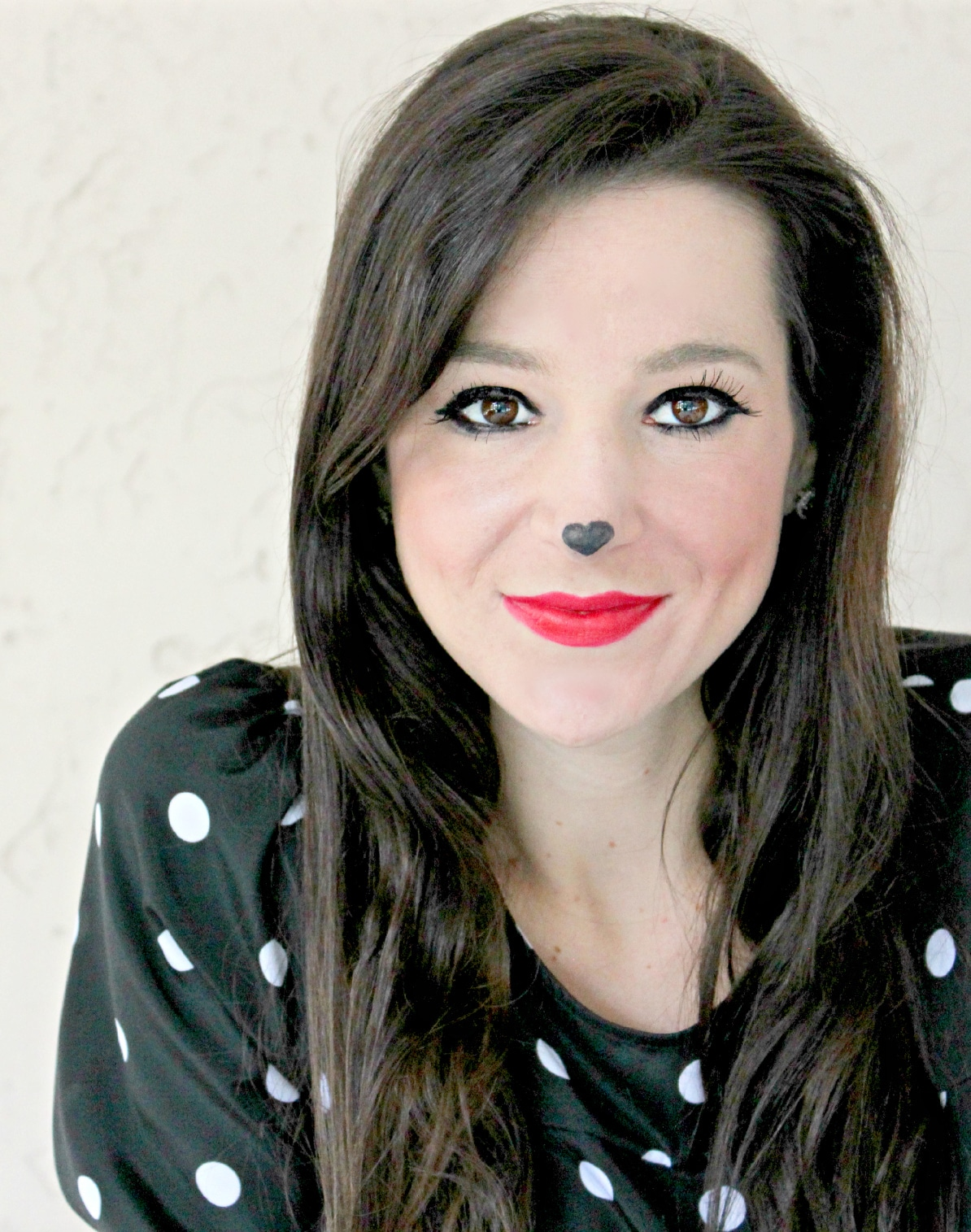 Free Minnie Mouse Makeup Picture