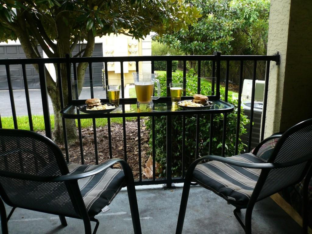 Free Small Balcony Idea