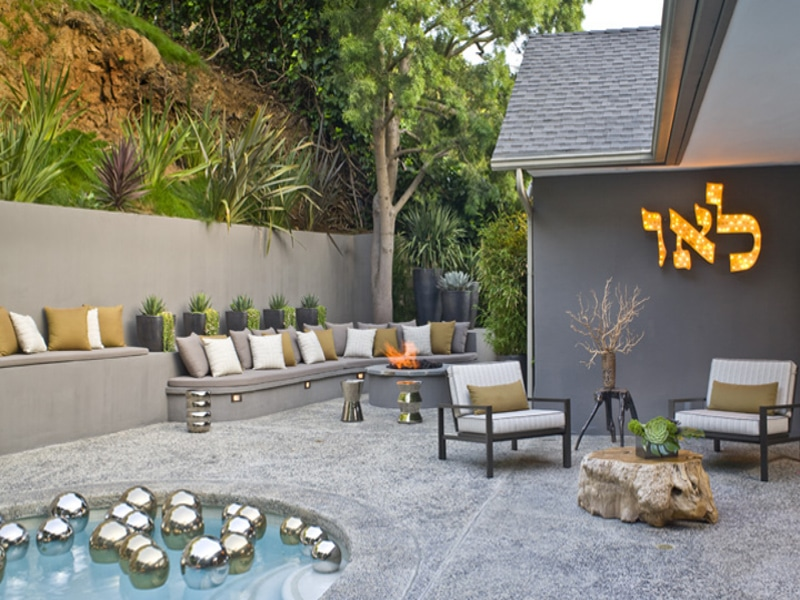 Free Terrace Design