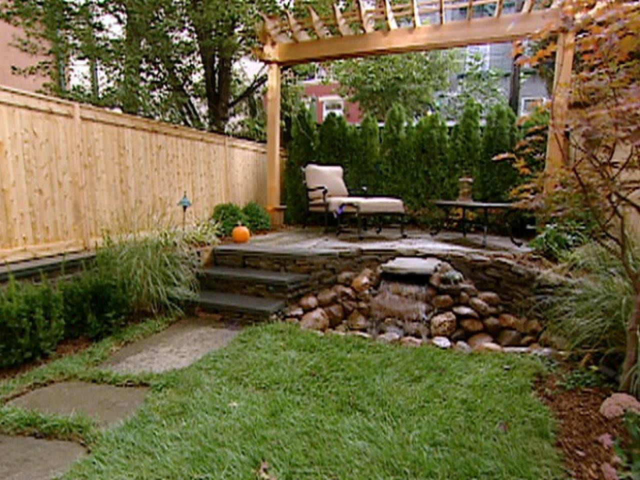 Garden Patio Idea Download