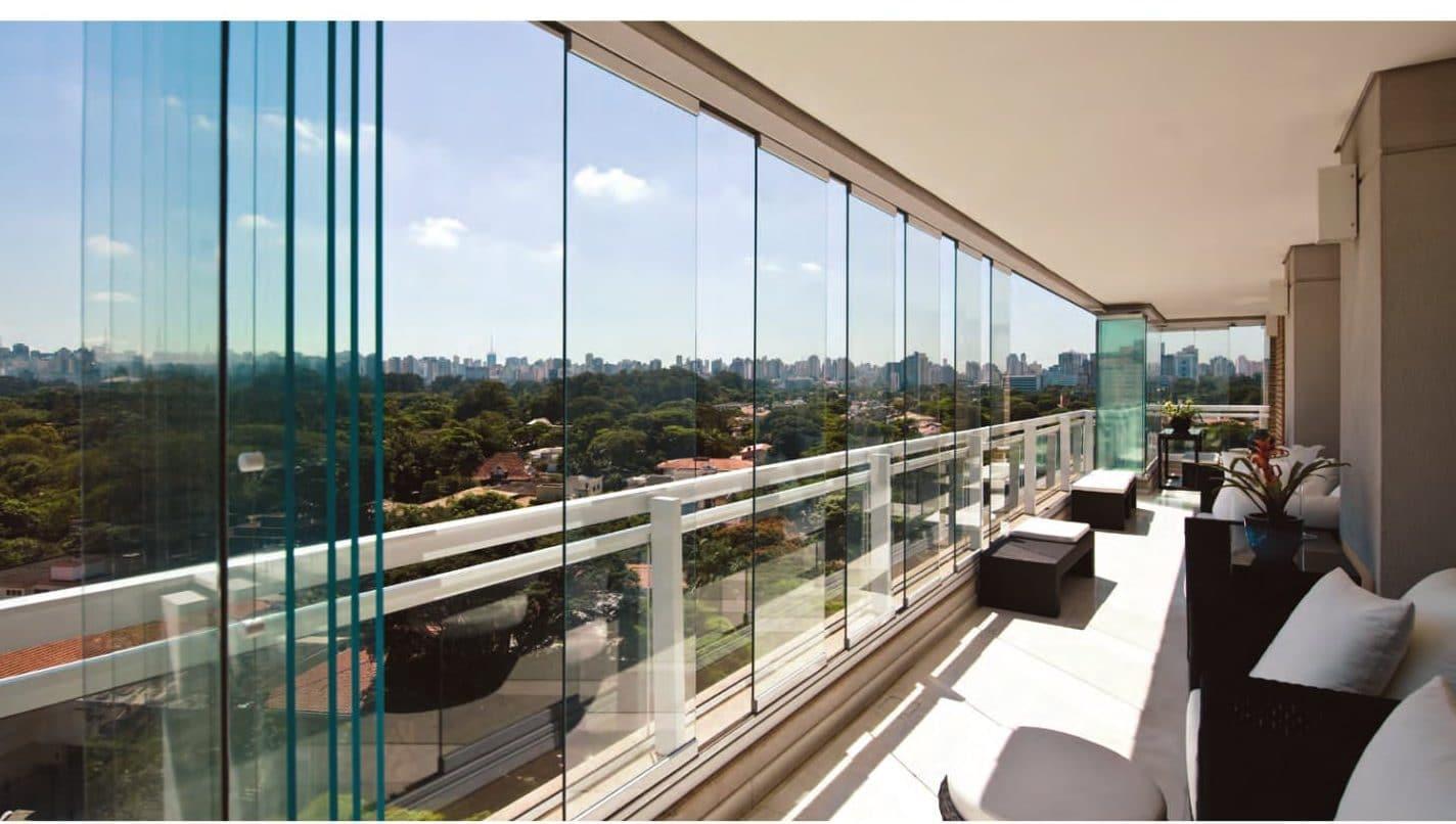Glass Balcony Download