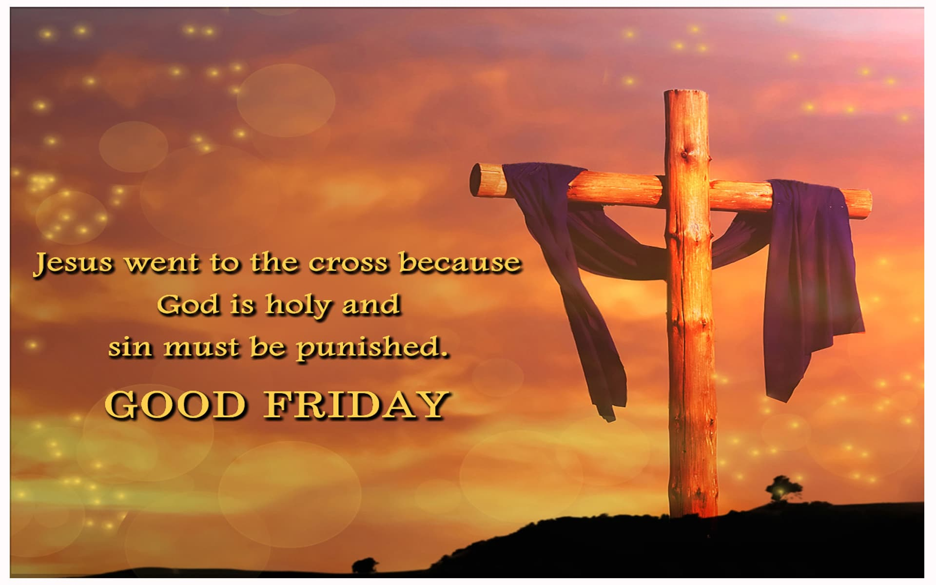 Good Friday 2017 SMS