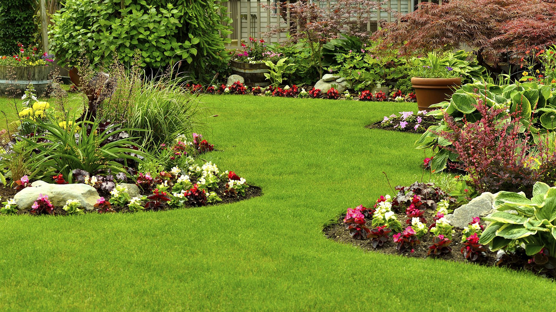 HD Image Landscaping