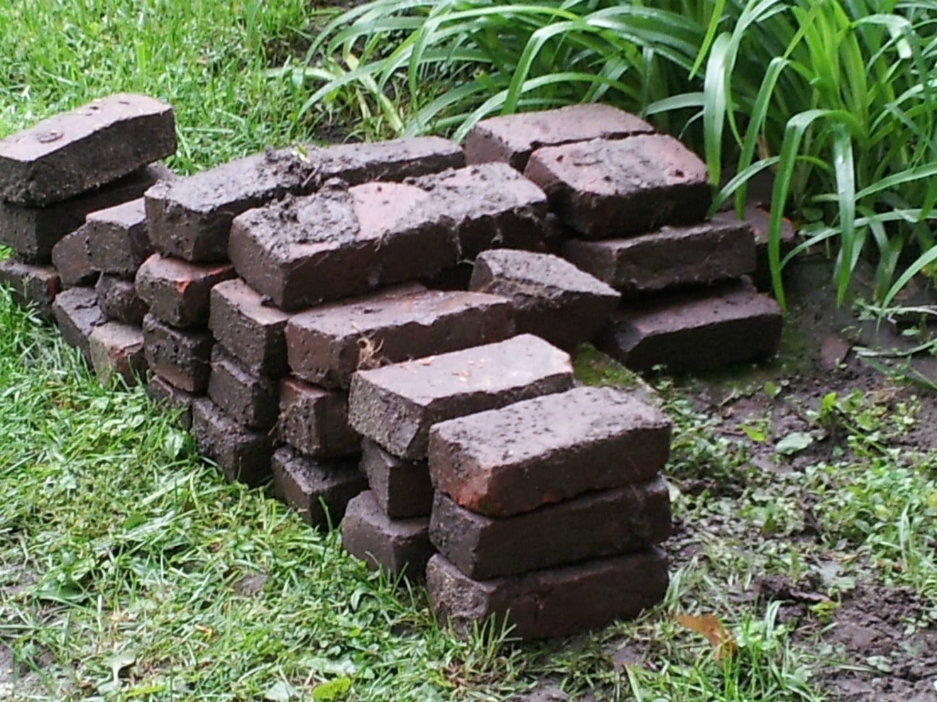 HD Image Landscaping Brick