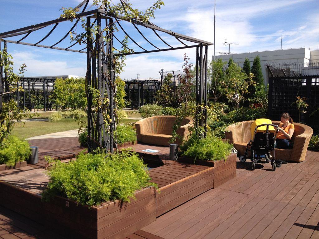 HD Image Terrace Design