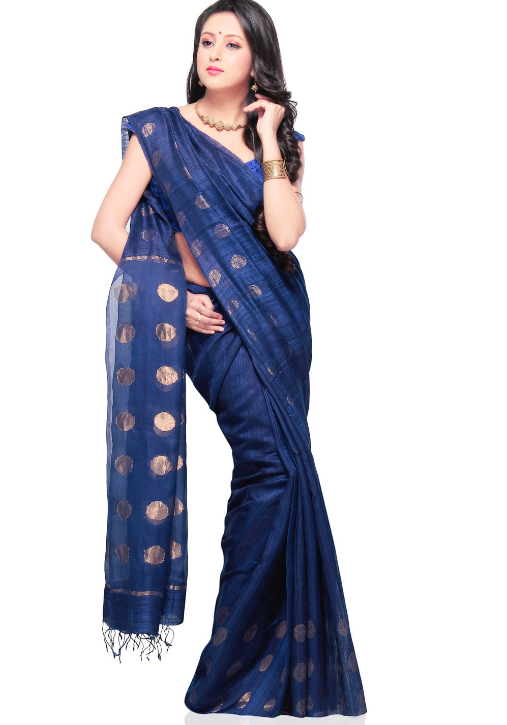Handloom Saree Image